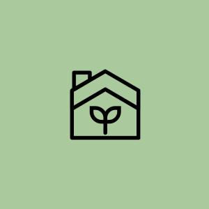 Energieberatung Heizberatung Schornsteinfeger Haus Icon