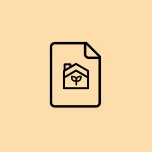 Energieausweis erstellen Icon Dokument